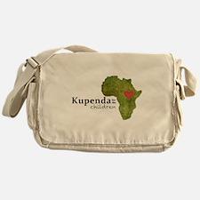 Kupenda For The Children Logo (parti Messenger Bag