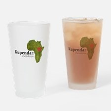 Kupenda For The Children Logo (part Drinking Glass