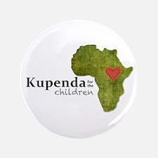 "Kupenda For The Children Logo (partial 3.5"" Button"