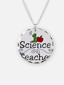 Science Teacher Necklace