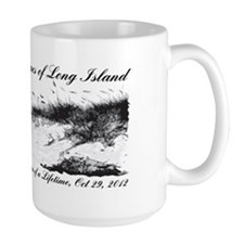 Farewell to the Dunes, Superstorm Sandy Mug