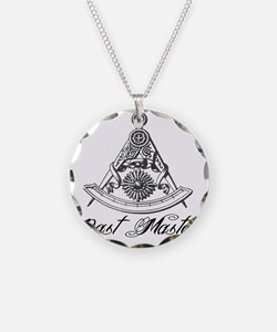 Past Master with Jewel Necklace