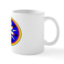 EAGLE FEATHER MEDALLION Mug
