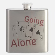 Going Alone Flask
