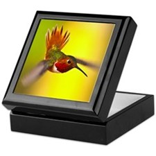 World of Hummingbirds .com - January Keepsake Box