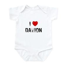 I * Davion Infant Bodysuit