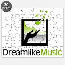 Dreamlike Music Puzzle