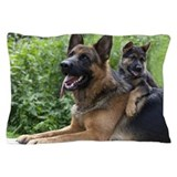 German shepherds Pillow Cases