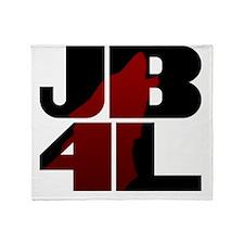 JB4L Throw Blanket