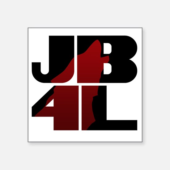 "JB4L Square Sticker 3"" x 3"""