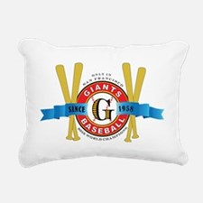 Only in SF Rectangular Canvas Pillow