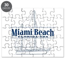 Miami Beach - Puzzle