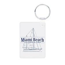 Miami Beach - Keychains