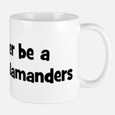 Rather be a Marbled Salamande Mug