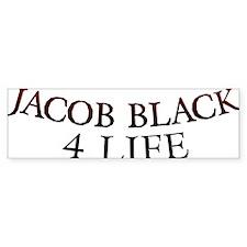 Jacob 4 Life Bumper Sticker