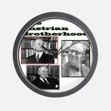 The Austrian Brotherhood Wall Clock