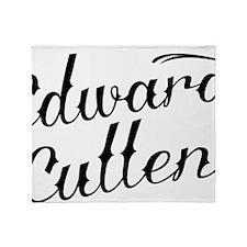 Edward Cullen Throw Blanket