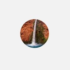 Mooney Falls and Pool Mini Button