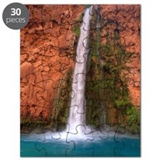 Mooney Falls and Pool Puzzle