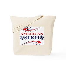 American Sikh Tote Bag