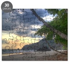 Costa Rica Beach Puzzle