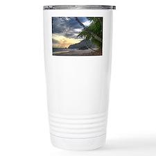 Costa Rica Beach Travel Mug