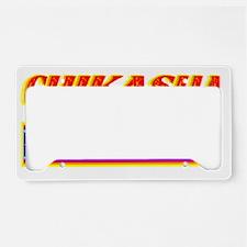 CHIKASHA License Plate Holder