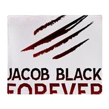 Jacob Claws Throw Blanket