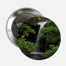 """Waterfall Bliss 2.25"""" Button"""