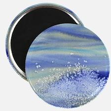 Sea Spray Shower Curtain Magnet