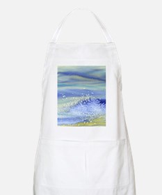 Sea Spray Shower Curtain Apron
