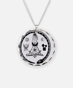 Masonic Logo Necklace