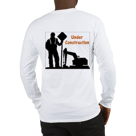 Heavy Equipment T-Shirt - Long Sleeve