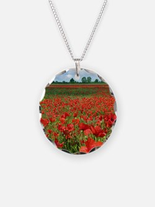 Poppy Fields Necklace