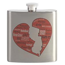 JerseyStrong Flask