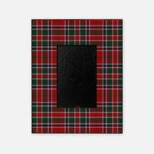MacDonald Clan Scottish Tartan Picture Frame