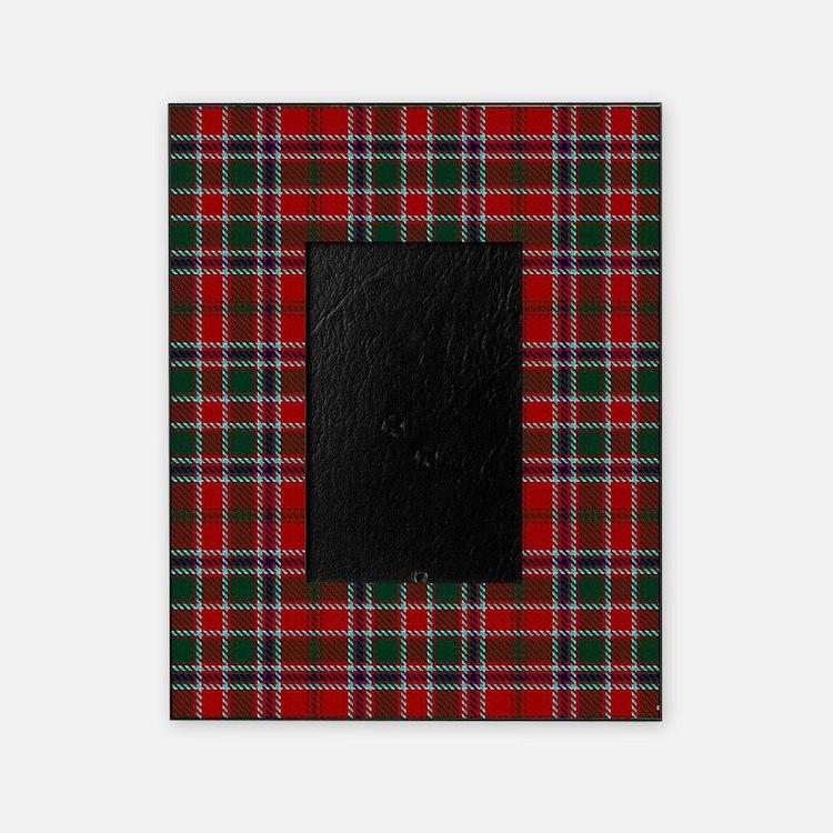 MacDonald Clan Scottish Tartan Picture Frame