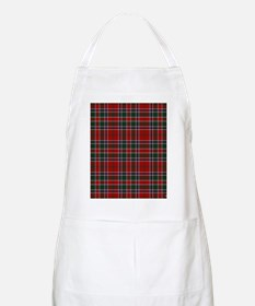 MacDonald Clan Scottish Tartan Apron