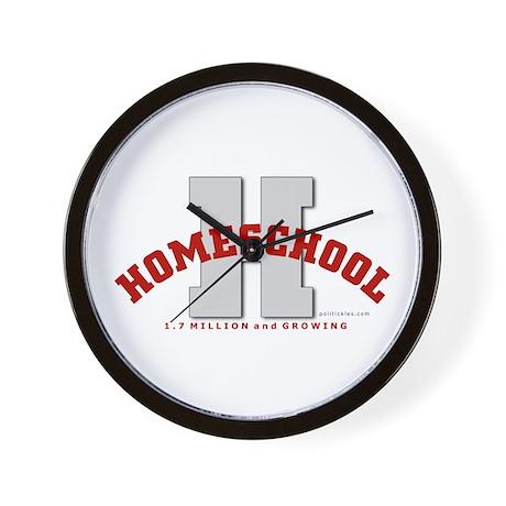 Homeschool Clock