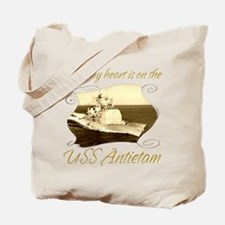Funny Proud sailor%27s wife Tote Bag
