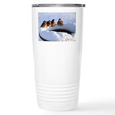 Happy Holidays! Travel Mug