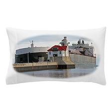 American Spirit arrives Duluth Pillow Case