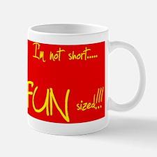 fun sized Mug