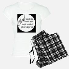 liberalexpbutton Pajamas