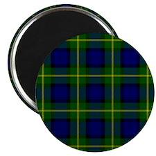 Gordon Scottish Tartan Magnet