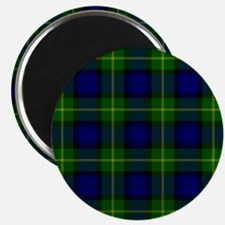 Gordon Scottish Tartan Magnet