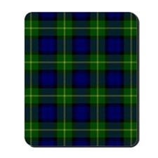 Gordon Scottish Tartan Mousepad