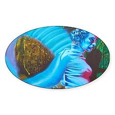 Light Dancer Bumper Stickers