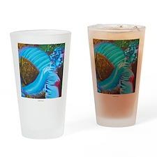 Light Dancer Drinking Glass