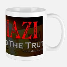 Benghazi Demand Truth Bumper Sticker Mug